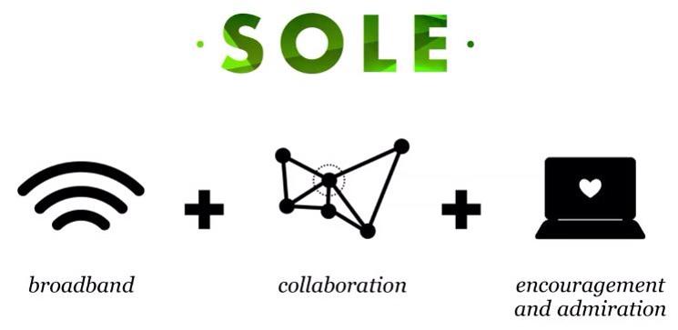 S.O.L.E: Self Organising Learning Environment